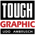 TOUGH GRAPHIC Logo